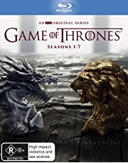 Game of Thrones S1-7 (Blu-ray)