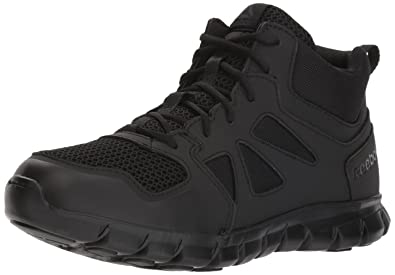 cd1c34972bbdd2 Reebok Men s Sublite Cushion Tactical RB8405 Military Boot