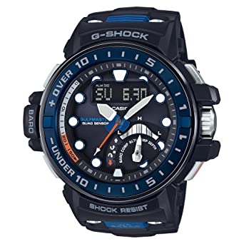 1260e5a1a51 Image Unavailable. Image not available for. Color  Men s Casio G-Shock  Master of G GULFMASTER ...