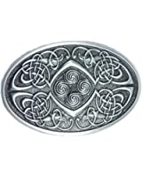 Sangle de nœud celtique, keltenknoten, celtic, passant pour ceinture.