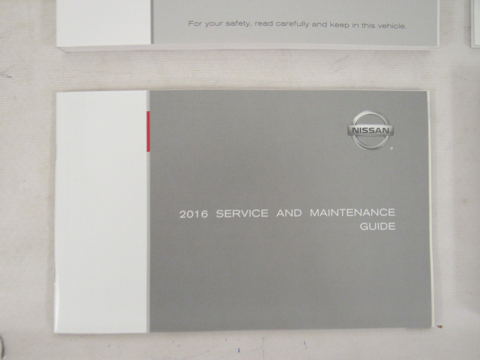 Amazon.com: 2016 Nissan Maxima Owners Manual Guide Book: Books