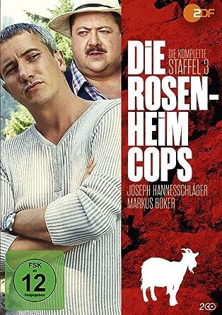 Die Rosenheim Cops Die Komplette Dritte Staffel 2 Dvds Amazonde