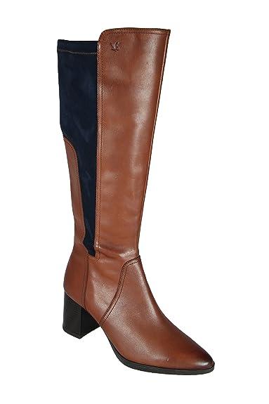 edebc7c360dcb CAPRICE Women's 25527 Boots, Brown (6), 6.5 UK: Amazon.co.uk: Shoes ...