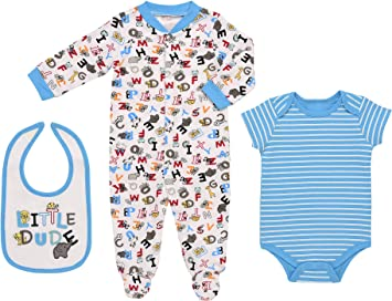 Retro Sloth Spirit Animal Infant Baby Boy Girl Sleep and Play Jumpsuit Overall Romper