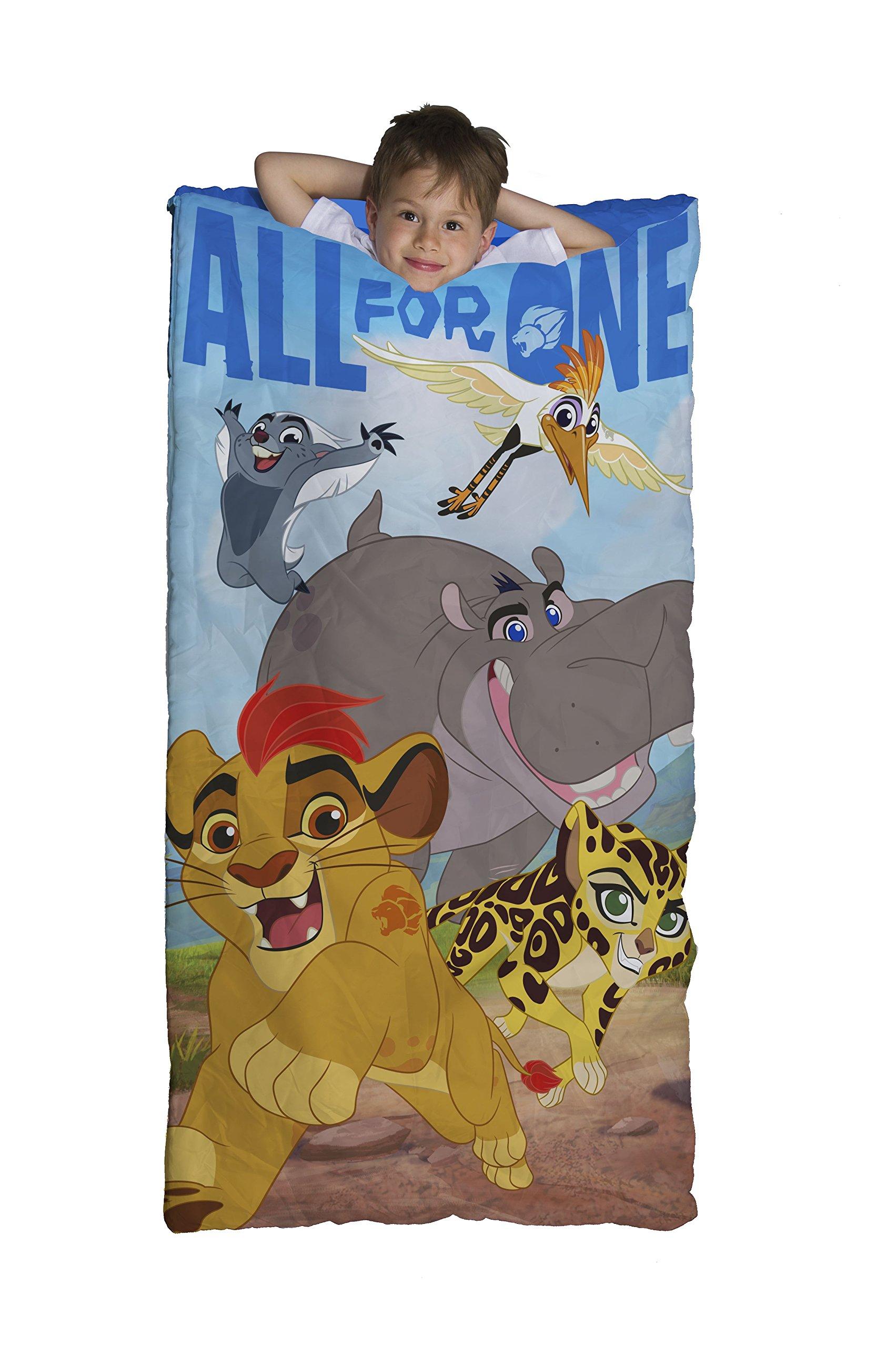 Disney Junior Lion Guard All for One Slumber Bag