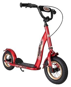 BIKESTAR Patinete Infantil Patineta Premium   Scooter para niños y niñas a Partir de 4-5 años   Edición 10