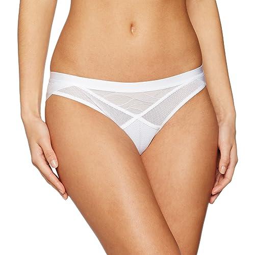 Triumph Airy Sensation Hikini/Tai, Braguita para Mujer, Blanco (White), 36