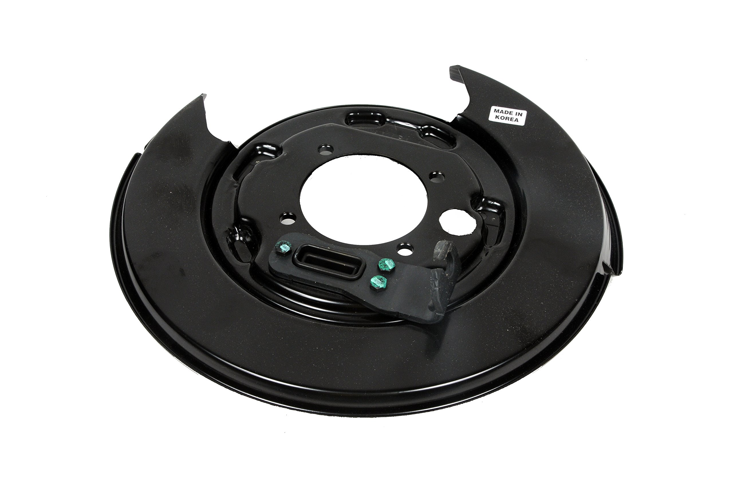 ACDelco 20933373 GM Original Equipment Rear Brake Dust Shield by ACDelco (Image #1)