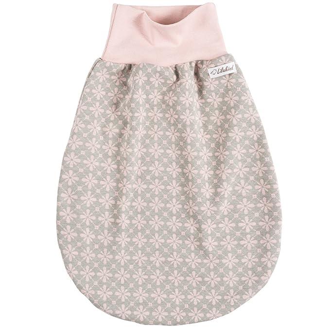 Lilakind - Saco de Dormir - Floral - para bebé niña: Amazon.es: Ropa y accesorios
