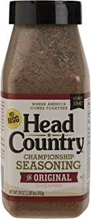 product image for Head Country Bar-B-Q Championship Seasoning, No MSG Original, 30 Ounce
