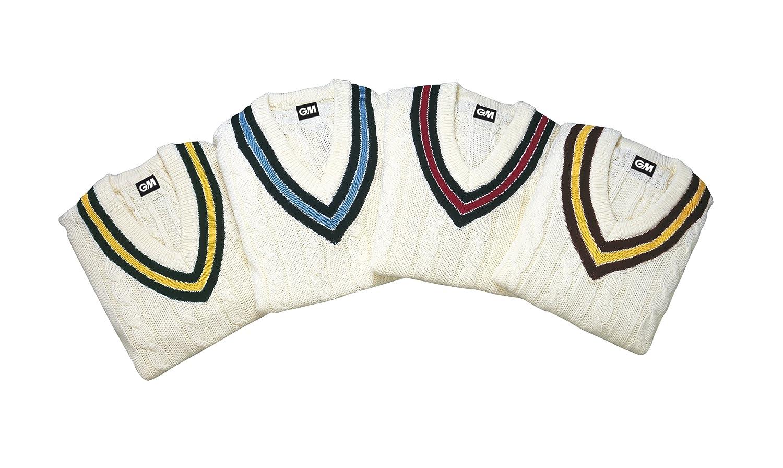 GUNN & MOORE Pullover mit Zierstreifen, langarm