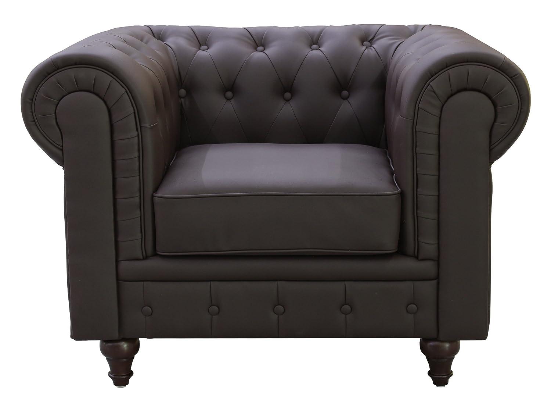 Amazon Com Us Pride Furniture S5069 L Bonded Leather Chesterfield