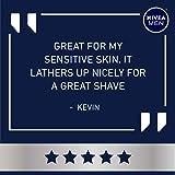 NIVEA Men Sensitive Shaving Gel - Protects