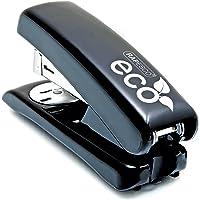 Rapesco Eco - Grapadora pequeña fabricada en material reciclado, 20 hojas de capacidad, usa grapas 26/6 y 24/6 mm, color…