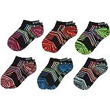 : 'Reebok Girls' Flat Knit Comfort Athletic Low