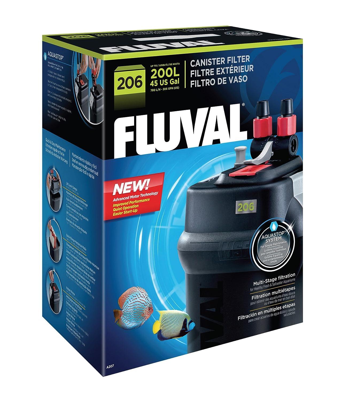 Fluval Number 206 External Filter Amazon Pet Supplies
