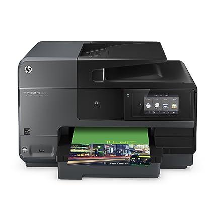 HP Officejet Pro 8620 - Impresora multifunción de tinta - B/N 21 PPM, color 34 PPM