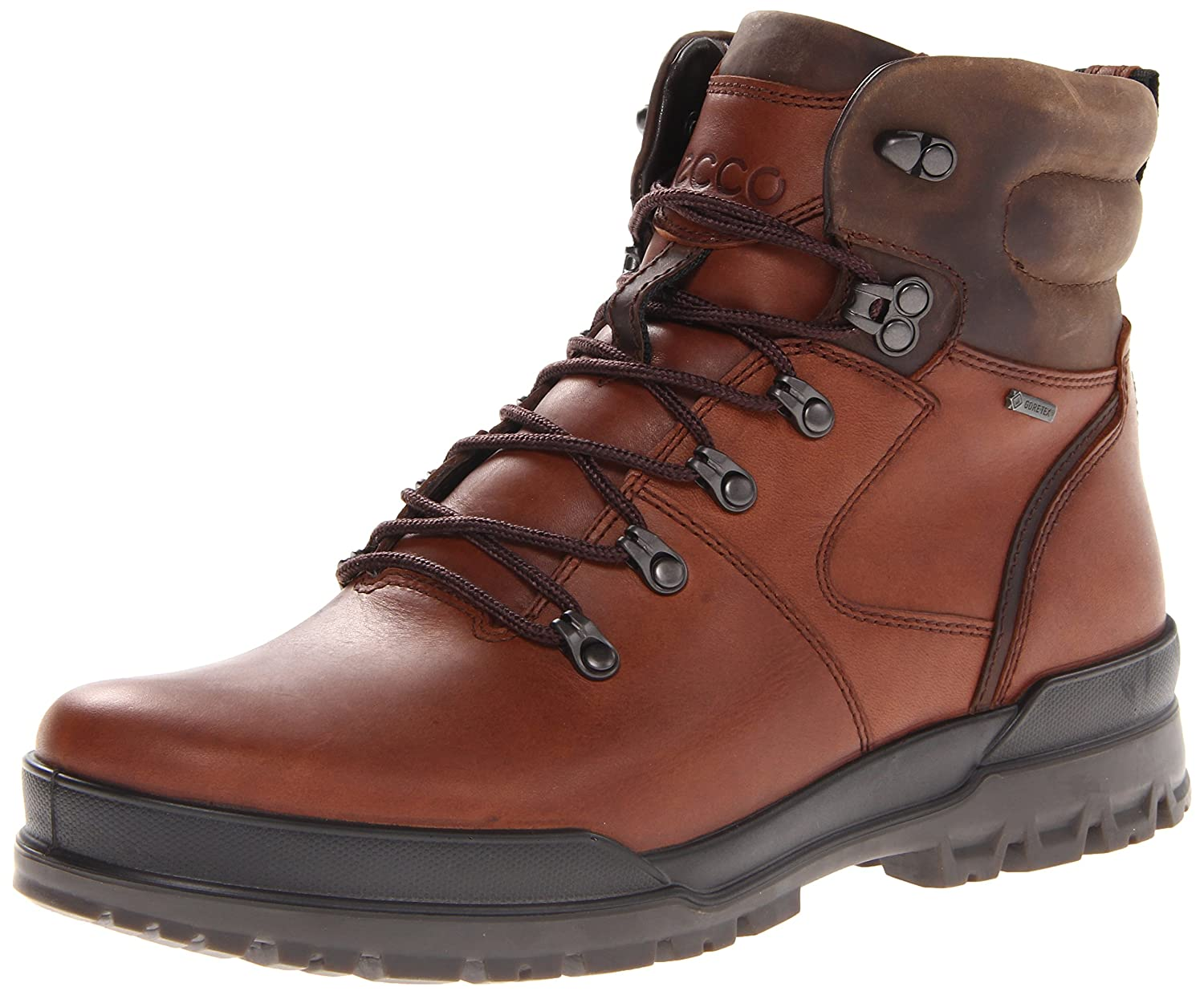 ECCO Men's Track 6 Plain Toe Chukka Boot 70%OFF