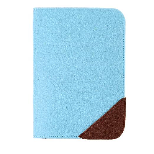 Case star soft felt passport holder travel wallet for business case star soft felt passport holder travel wallet for business credit cards boarding passes light colourmoves