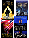 Andrew Britton Bundle: The American, The Assassin,The Invisible, The Exile (A Ryan Kealey Thriller)