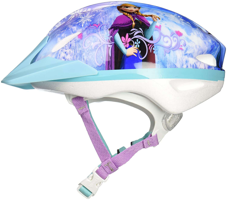 Bell Disney Frozen Child and Toddler Bike Helmets