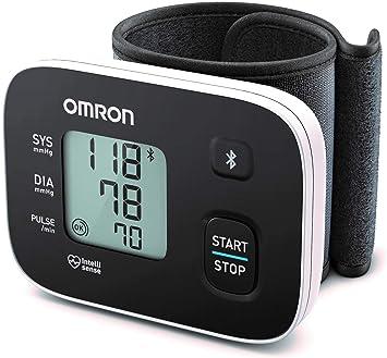 OMRON RS3 Intelli IT - Tensiómetro de muñeca con conectividad ...