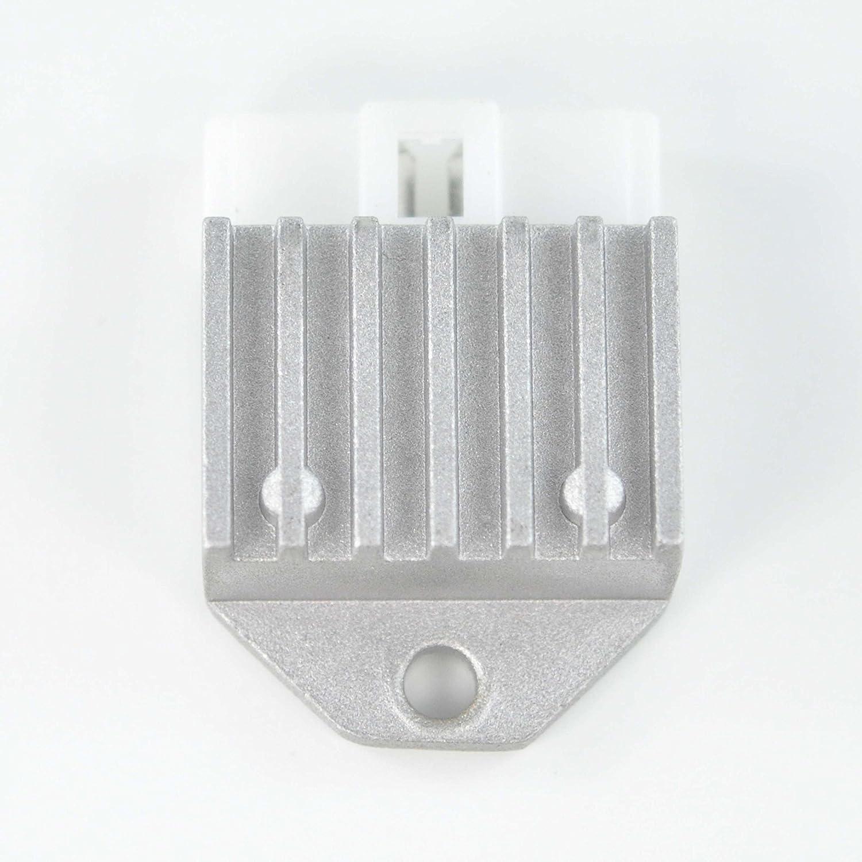 AC/DC Voltage Regulator Rectifier For Yamaha Phazer/Venture / V-Max / 480 500 600 700 750 1992 1993 1994 1995 1996 1997 1998 1999 OEM Repl.# 89A-81960-00-00 RMSTATOR