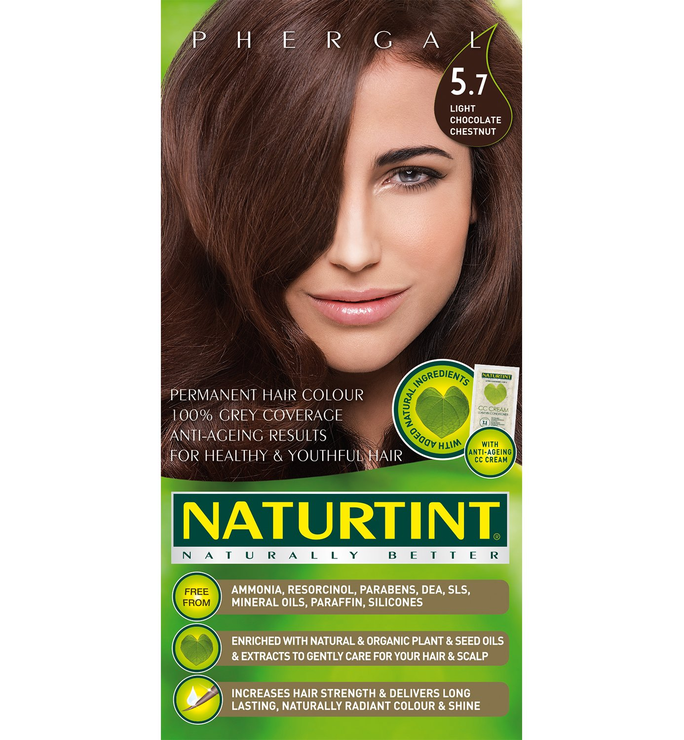 Amazon Naturtint 57 Light Chocolate Chestnut 002 Pound