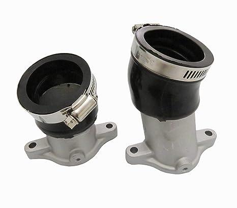 Amazon com: Carburetor Intake manifolds CX500 w/boots gaskets For