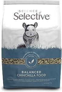 Supreme Petfoods Science Selective Chinchilla 1.5kg