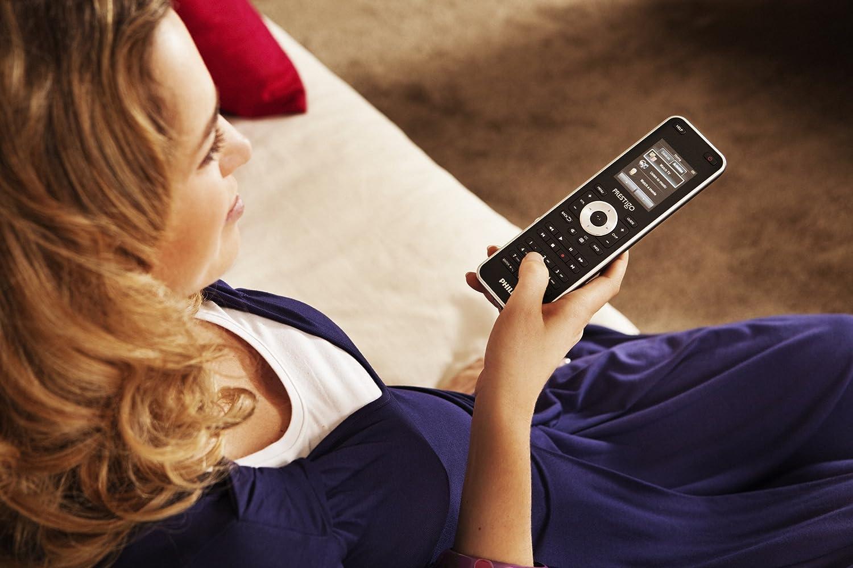 Philips SRT8215/10 Mando a distancia universal táctil 15 en 1: Amazon.es: Electrónica