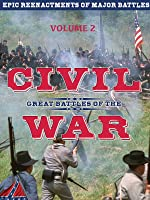 Great Battles of the Civil War: Volume 2 - 1863-1865