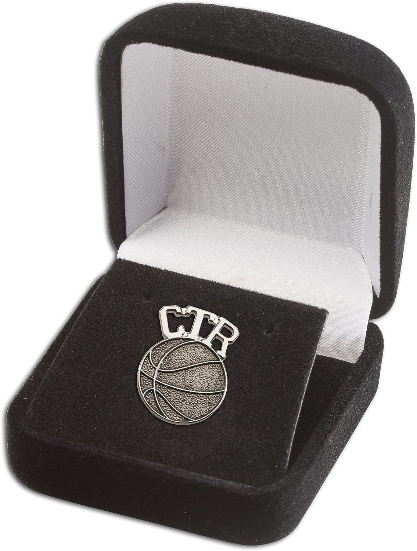 CTR Sport Tie Pin//Tack in Silver Tone