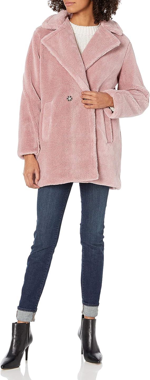 Jessica Simpson 杰西卡·辛普森 女式保暖夹克外套 1.8折$22.99 海淘转运到手约¥283