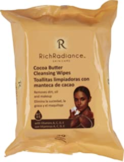 Rich Radiance – Cocoa Butter Cleansing Wipes (3 pack)