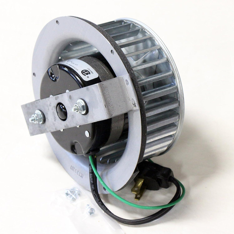 Reversomatic Bathroom Ventilation Exhaust Fan Motor,Blade,Bracket,B100MBB
