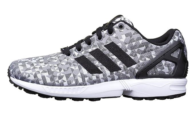 31becffeb609 Adidas - Chaussure Zx Flux Weave Gris - Couleur Gris - Taille 44.5:  Amazon.fr: Chaussures et Sacs