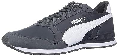 87e4516711c PUMA ST Runner V2 Sneaker Iron gate White