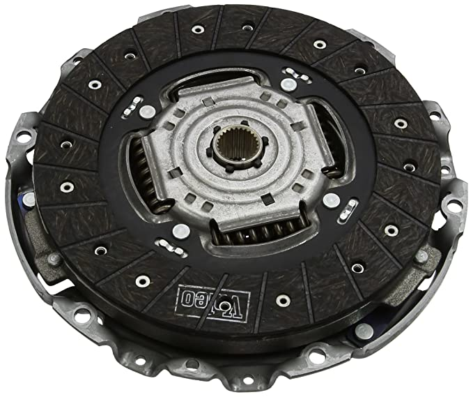 Amazon.com: VALEO Clutch Kit Fits DACIA Logan Sandero RENAULT Clio Kangoo 1.2-1.9L 2000-: Automotive