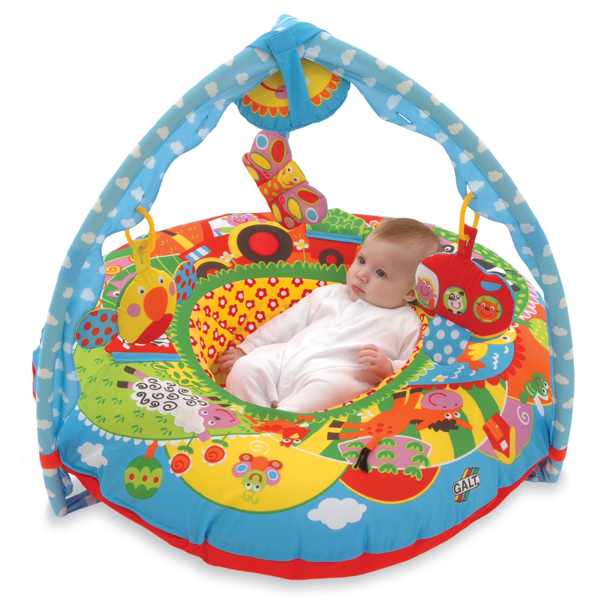 Galt Toys, Playnest & Gym - Farm (Triang) by Galt (Image #3)