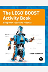The LEGO BOOST Activity Book Kindle Edition