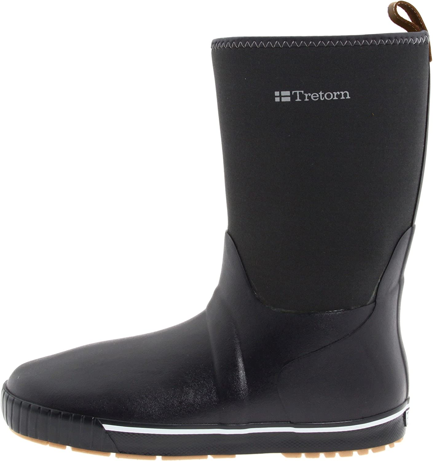 0861b72740b Amazon.com | Tretorn Women's Skerry Neo Rain Boot | Mid-Calf