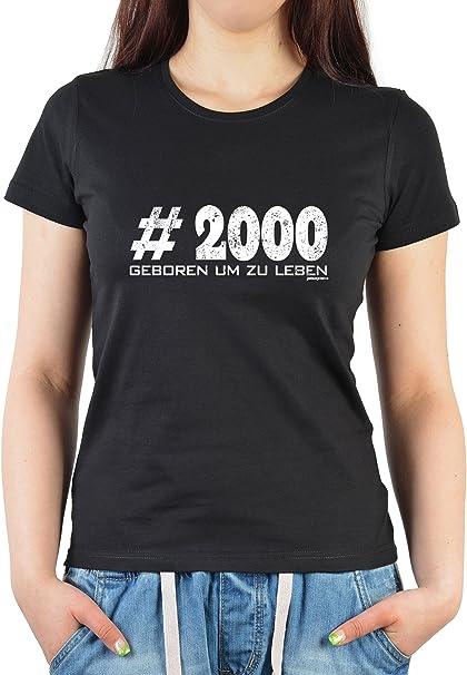 Geburtstag Geschenk Idee 19 Jahre M/änner Jahrgang 2000 Sweatshirt 19