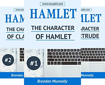 Hamlet Essay Kits  Book Series Kindle Edition Hamlet Essay Kits