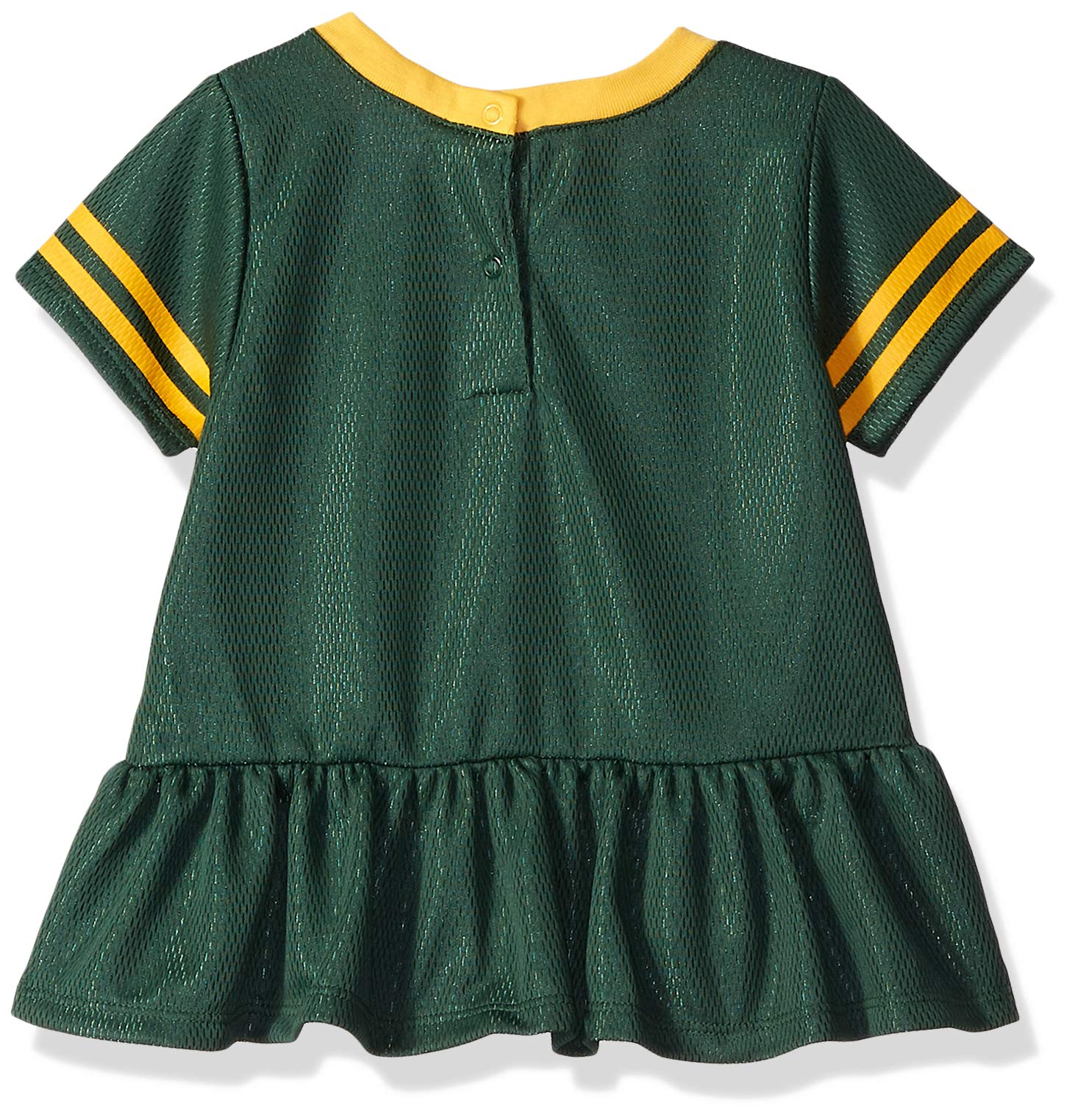 07498f268 Green Bay Packers Logo  00 Pink Dazzle Girls Toddler Jersey