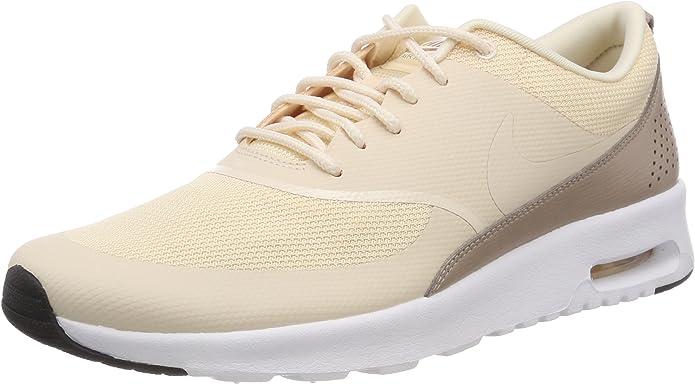 Nike Air Max Thea Sneakers Damen Gelb/Grau (Guava Ice/Taupe)
