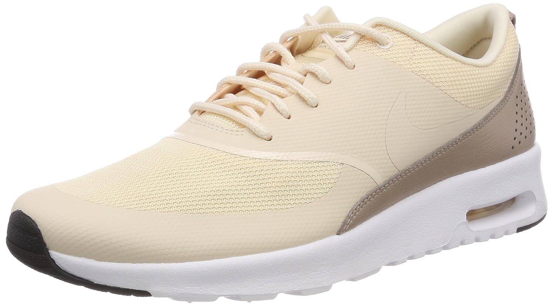 Nike Air MAX Thea, Zapatillas de Deporte para Mujer 36 EU Amarillo (Guava Ice/Guava Ice-diffused Taupe-black 804)
