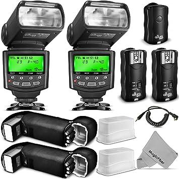 Amazoncom Altura Photo Studio Pro Flash Kit For Canon Dslr Bundle