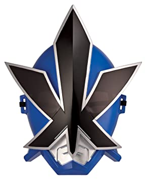 Power Rangers Super Samurai Blue Mask Amazon Co Uk Toys Games