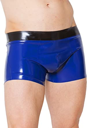 Skin Two Clothing Mens Short in Rubber